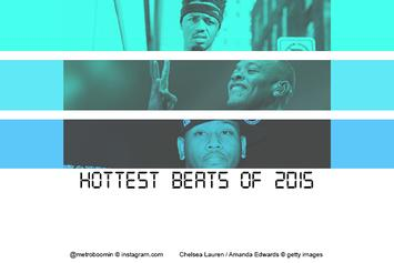 Hottest Beats Of 2015