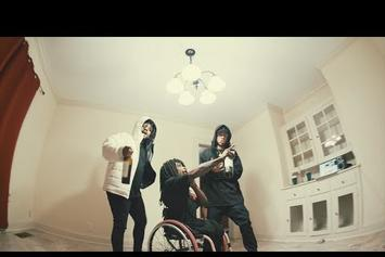 """Father Feat. LuiDiamonds """"Alleyoop Swish"""" Video (Prod. By Lex Luger)"""