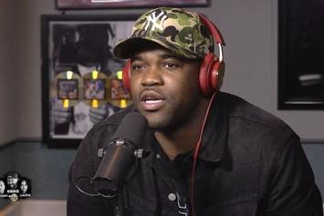 A$AP Ferg Talks New Album, Losing A$AP Yams, & More On Hot 97