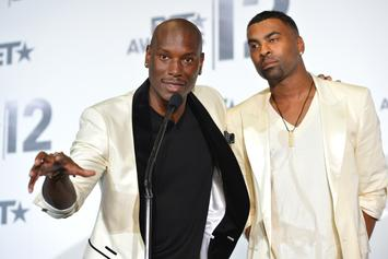 "Ginuwine Calls Tyrese ""Wack Lil Boy"" For Announcing TGT Split On Instagram"