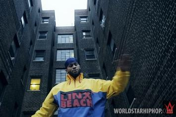 """Dave East """"Cut It (Freestyle)"""" Video"""