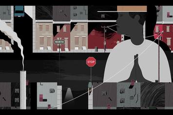 "Watch A Brilliant Animated Remix Of ""The Wire"" Intro"