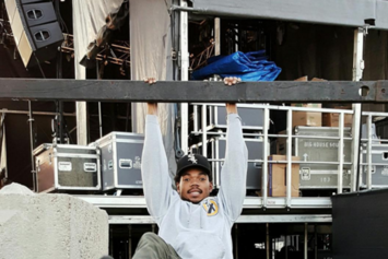 "Chance The Rapper's ""Warmest Winter"" Initiative Reaches $100,000 Goal"