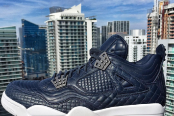 First Look At The Newest Air Jordan 4 Pinnacle