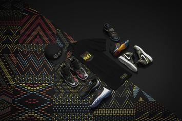 Nike Unveils Full Black History Month Line For 2016