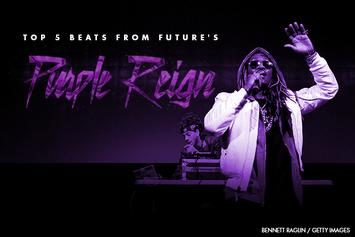 """Top 5 Beats From Future's """"Purple Reign"""""""