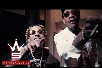 "Rich The Kid Feat. Wiz Khalifa ""Dab Fever"" Video (Prod. Zaytoven)"