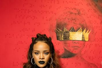 "Rihanna's New Album ""ANTI"" Is Finally Here"