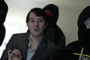 "Martin Shkreli To Ghostface Killah: ""Without Me, You're Nothing"""