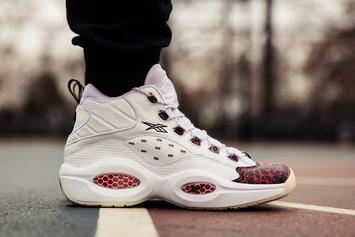 "Reebok Will Release a ""Prototype"" Question Mid Next Month"
