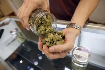 Legal Weed Industry Projected To Be Worth $20 Billion In 2020