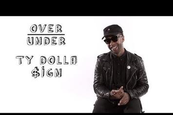 """Ty Dolla $ign Declares Fake Asses & Pumpkin Pie Overrated On """"Over/Under"""""""