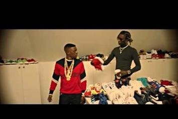 """Young Thug Feat. Quavo """"F Cancer"""" Video"""