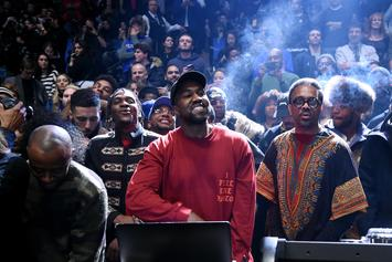"Kanye West Reveals Another Cover For ""The Life Of Pablo"""