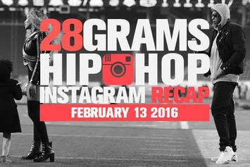 28 Grams: Hip Hop Instagram Recap (February 13, 2016)