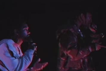 "Miguel Feat. Travi$ Scott ""Waves"" Video"