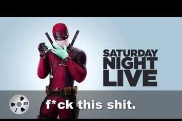 Deadpool Lampoons Kanye West's SNL Meltdown