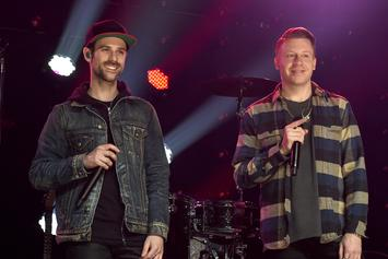 Macklemore & Ryan Lewis Announce World Tour