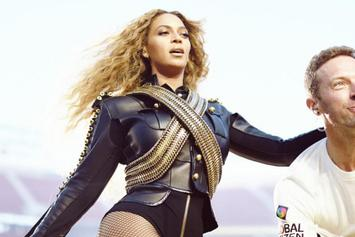Beyonce Performed At Blue Ivy's School Fundraiser