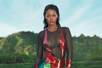 "Rihanna Speaks On ""Rivalry"" With Beyonce In Vogue Cover Story"