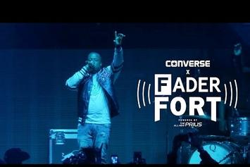 "Watch Yo Gotti Perform ""Down In The DM"" At The Fader Fort"