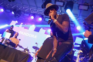 """Young Thug, Kanye West, & Mystikal Reportedly Have A Song On The Way Called """"Digits"""""""