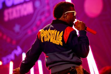 Kanye West Gave His Unreleased Brand Pastelle To Ian Connor