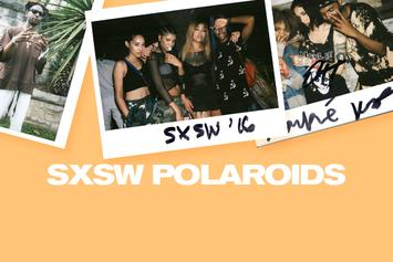 SXSW Polaroids: PartyNextDoor, Metro Boomin, Flatbush Zombies, Denzel Curry & More