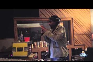 "Wale ""Black Hoodie Freestyle"" Video"