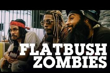 "Flatbush Zombies Explain The Making Of ""3001: A Laced Odyssey"""