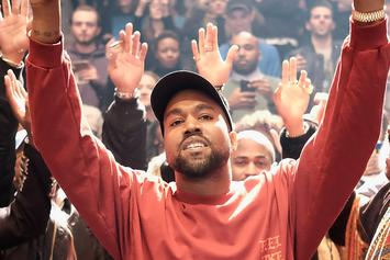 "Kanye West's ""The Life Of Pablo"" Reportedly Coming To All Streaming Services"