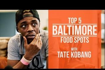 Tate Kobang Shares His Top 5 Baltimore Food Spots