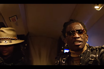 "Young Thug ""King Troup"" Video"