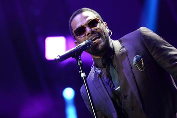 Maxwell Announces North American Tour
