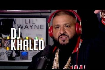 DJ Khaled On Hot 97