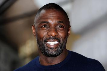 Idris Elba Made A Song With Fatboy Slim