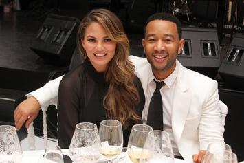John Legend & Chrissy Teigen Welcome First Child