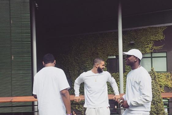 """Skepta Says He & Drake Are Trying To Do A Collab For """"Views From The 6"""""""