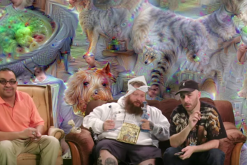 "Watch The Trailer For Action Bronson's ""Ancient Aliens"" 4/20 Special"