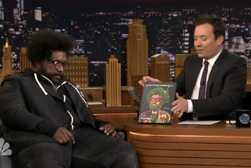 Questlove On Jimmy Fallon