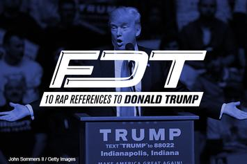 FDT: 10 Rap References To Donald Trump