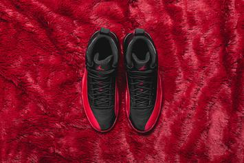 """Flu Game"" Air Jordan 12 Scheduled To Release Tomorrow"