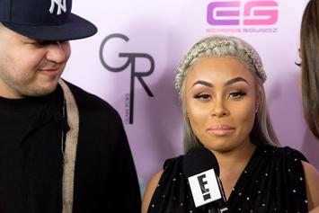 Blac Chyna & Rob Kardashian Are Getting Their Own Show On E!