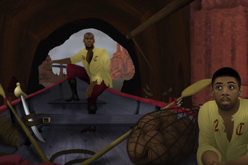 "Watch Episode 6 Of ""Game Of Zones"""