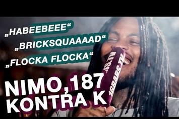 Watch Waka Flocka Add Ad-Libs To German Rap Songs