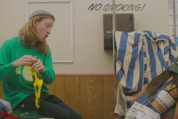 "Asher Roth Feat. Michael Christmas, Larry June ""Laundry"" Video"
