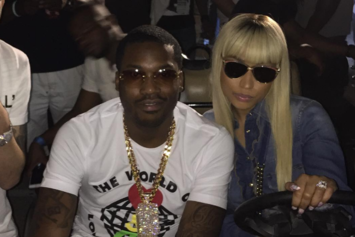 "Hear A Snippet Of Meek Mill's ""Froze,"" With Nicki Minaj & Lil Uzi Vert"