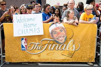 City Of Cleveland Allowing People To Miss Court Dates During Cavaliers' Championship Parade