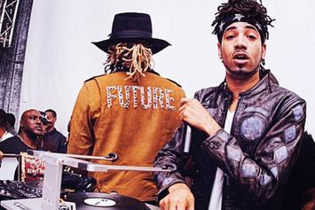 "Future Announces Project ""E.T."" With DJ Esco; Reveals Cover Art"