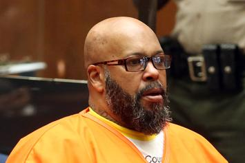 Suge Knight Sues Chris Brown For Lack Of Security At 2014 Club Shooting